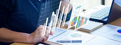 Mobile slide accounting